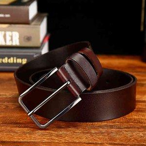 New Brand Business Designer Pin Belt Strap Buckles 2021 Luxury Gift ChzlBelt Leather Belts Mens Mxmus