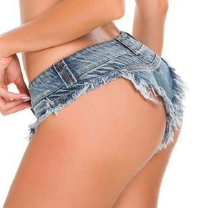 Shorts 645# New Sexy Summer Ladies Shorts Hot Pants Jeans Sequin Holes