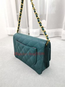 2021 Fashion Women Shoulder Bag Luxury Quality leather Ladies Chain Messenger Crossbody girl Diamond lattice handbag