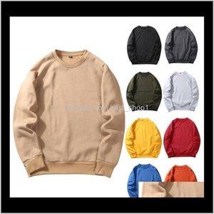 Sweatshirts Unisex Solid Hoodies Plain Designer Jackets Casual Long Sleeve Hooded Coat Fashion Fleece Hip Hop Outwear Jumper Pullover U71Xe