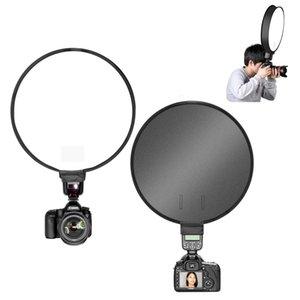 30cm / 40 cm rotondo universale portatile spetcherbox softbox flash diffusore sulla scatola morbida sulla fotocamera