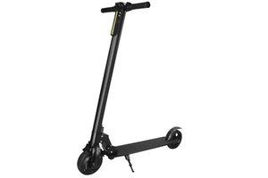 2 Tekerlek Katlanabilir Elektrikli Scooter 20 KM Pil Ömrü Bicyle Akıllı Ebike 9 KG Elektrikli Bisiklet