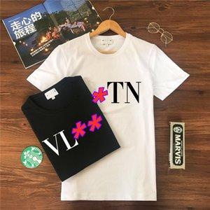Moda para hombre camiseta verano manga corta superior Europa americana 3d impresión camiseta hombres mujeres parejas de alta calidad casual ropa grande tamaño xs-5xl