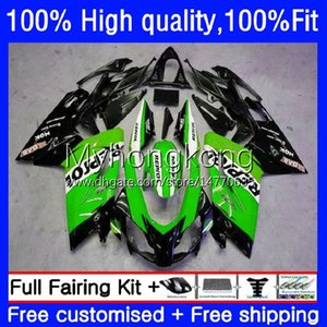Injection Fairings For Aprilia RS-125 RS4 RSV 125 RS 125 RR 125RR Repsol Green RSV-125 8No.27 RSV125 RS125 R 06 07 08 09 10 11 RSV125RR 2006 2007 2008 2009 2010 2011 OEM Body