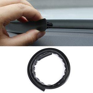 Car Accessories Dashboard Panel Gap Sealing Strip Rubber Strips Trim Interior Decoration for Volkswagen Atlas Teramont 2017-2019
