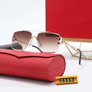 Высококачественные луча Ray мужчины солнцезащитные очки старинные пилотные бренд Sun Gland Band UV400 Bans с коробкой и корпусом