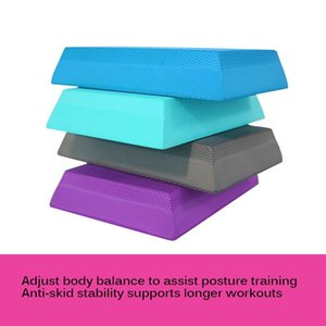Soft Step Pad Trapezoid Yoga Mat Comprehensive Fitness Ankle Recovery Non Slid Training Gymnastics Exercise Cushion Mats