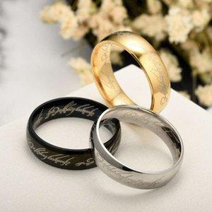 Лорд колец кольца из нержавеющей стали