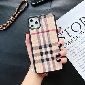 luxury leather fashion designers phone cases for iphone 13 Pro Max 12 mini 11 XR XS 7 8 plus PU samsung case