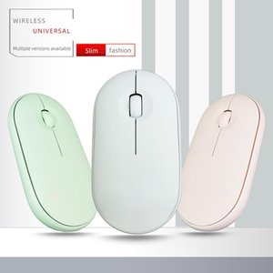 Mice 1pcs 2.4Ghz Wireless Mouse Ergonomic Silent Rechargeable USB For PC Laptop Computer Ultra-thin Bluetooth