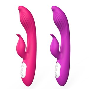 Warm female vibrator, masturbation, stimulating clitoris, AV stick, adult erotic massage couples sex products