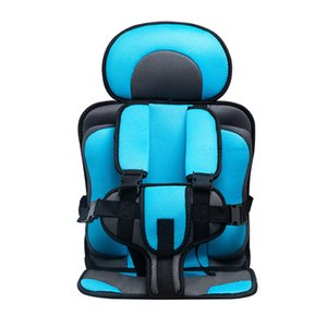 Portable Cartoon Baby Safety Car Seat Carriers Comfortable Thickening Sponge Kids Cushion For Infants From 6 Months To 12 Years