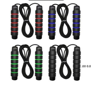 Home & Garden Rope Skipping Gym Jump Ropes Weight Lifting Speed Rope Exercise Fitness Equipment Steel Wire Rope Fat Burning FWA9454