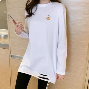 cotton Designers T Shirts Classic Crop Top Collared Tshirt Fashion Women Clothing Round collar Camisas De Hombre Womens T-Shirt Sexy Clothes Male Dress M 2XL Q0582
