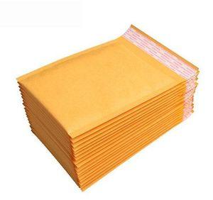 Mail Transport Packaging Imballaggio Office School Drop Industrial Drop Consegna 2021 170 * 210 * 210 * 210mm Kraft Buste Buste Buste Borse Mailers Busta imbottita w