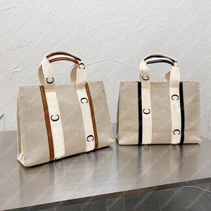 Totes Woody Designer Bags Bolsos Lujos para mujer 2104021L Handbag Big Bolsos Hombro Diseñadores Bolsos Tote Crossbody BAG 2021 WOME UQVGN