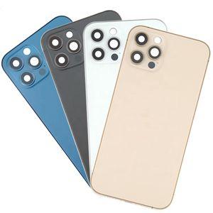 휴대 전화 하우징 다시 후방 하우징 아이폰 12Pro 12Promax에 대한 repalcement