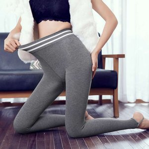 yoga 3D hip lifting high waist large size Leggings women's Plush thickened seamless pants 9L3T