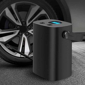 RACEFAS Portable Air Compressor 12V Car Tire Inflator Pump For Car Tyre Inflator Tire Injector Bicycle Pump Compressor For Cars