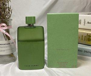 Highest version Air Freshener MEN perfume 90ml LOVE EDITION eau de toilette pour homme green GUILTY nice smell Fast Delivery