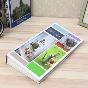 300 Pockets Photo Album Box Book Case Storage 6 Inch Photo Albums Memory Film Collecting Picture Scrapbook Gift Family Wedding 210330
