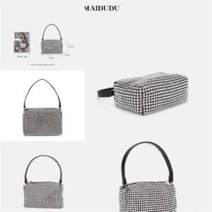 Bunax Hot Hollbag Top Fashion Designer de lujo Venta de bolsas MI KO Mochila Diseñador Bolsos Bolso Mensajero Mensajero para mujeres Lujo