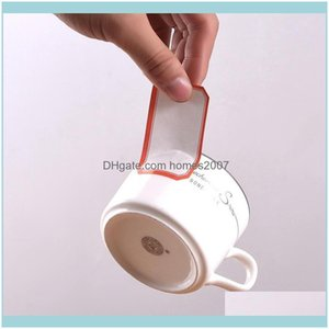 Tapes Stickers Office School Business & Industrial50Pcs Lot Self Adhesive Sticker Paper Supermarket Price Blank Label Direct Waterproof Prin