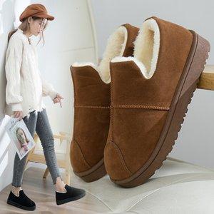 Boots Fashion Australia Classic Winter Warm Women's Snow Boots Short Shoes