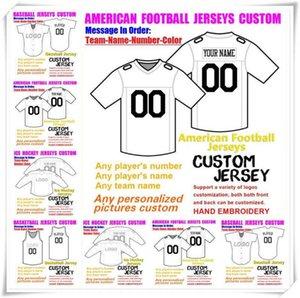 Custom BASKETBALL BASEBALL ICE HOCKEY American football Jerseys For Men Women Youth College Color Maillot de france jersey girls 4xl 5xl 6xl