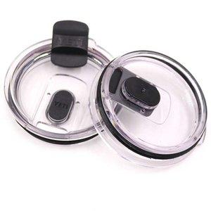 Простая кружка прозрачный пылезащитный цветной стеклянный прозрачный чашка водяной чашки для воды розовый черный чашка крышка кокс пивной анти-запуск