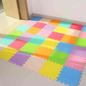 AYRA Baby EVA Foam Puzzle Play Mat  kids Rugs Toys carpet for childrens Interlocking Exercise Floor Tiles,Each:29cmX29 210401