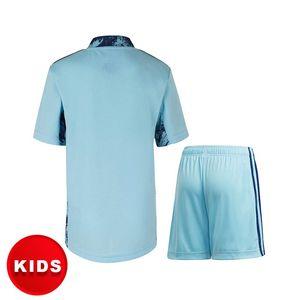 kids clothes soccer jersey football shirt HAZARD SERGIO RAMOS BENZEMA ASENSIO camiseta 20 21 4th custom name HUMANRACE baby chothes