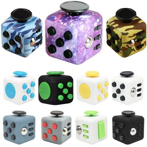 DHL Free Anxiety Stress Relief Attention Decompression Focus Fidget Gaming Dice Toys For kids Adult Gifts stress reliever fidget toy