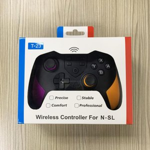 أعلى البائع T23-Switch Pro Bluetooth Remote Game Game Controller Gamepad Joypad Joystick Console مع نوعية جيدة