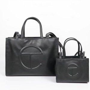 2021 Telfar Tote Top Women Bags Womens Quality Handbag Handbags Style Fashion Luxury Bag Pu Wallets5 High Purse Designer Wholesale Leat Vibf
