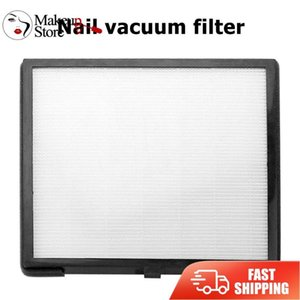 Nail Art Equipment Professional High-Efficiency Filter Dust Screen Plate For Collector Manicure Vacuum Suction Cleaner Accessory