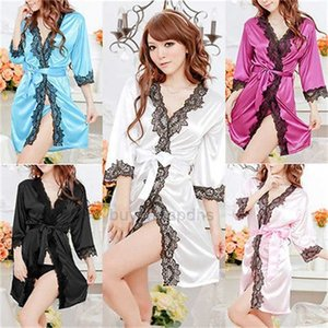 Robe Sleepwear Babydoll 도매 - 란제리 드레스 섹시한 여성 Nightwear Xhgyn4