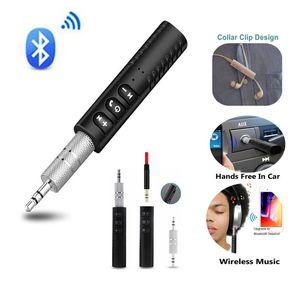 Wireless 3.5mm AUX per per Bluetooth 4.0 Adattatore Adattatore Auto Speaker PC TV Trasmettitore musicale stereo e ricevitore