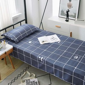 Sheets & Sets Sheet Xia Bingsi Bed Single Ins Wind Student Dormitory Double Thin Case 2-piece Set