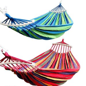 Portable Hiking Hanging Hammock Parachute Swing Lazy Chair Travel Outdoor Camp E8BD Furniture