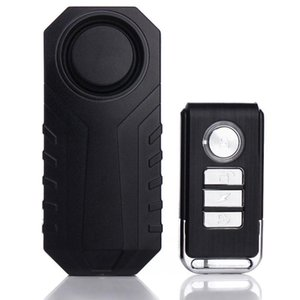 Alarm & Security Motorcycle Anti-theft Device, Remote Displacement Sensor Alarm, Bicycle Device With Vibration Car