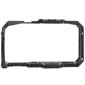 Stabilizers -For BMPCC 4K Camera Cage 1 4 Inch 3 8 Screw NATO Rail Thread For Blackic Pocket Cinema Video