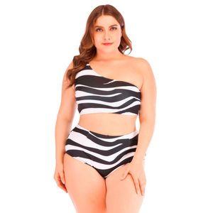 4XL Badeanzug Bikini Plus Size Badeanzug Trennen Große Größe Frauen Swimwear Schwimmanzug für Frauen Push Up Bikini Set 2019 * E
