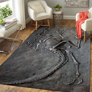 Horror Halloween 3D Printed Mat Rugs Anti-slip Large Rug Carpet Home Decoration 03