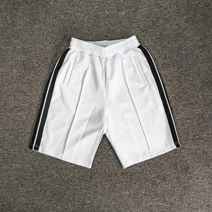 Pantaloni da uomo Pantaloni Pantaloni stile moda con lettere con cordoncino ansimante Regolare i pantaloni sportivi Outweart Street Outwears per Summers Primavera Beach Pant Abbigliamento