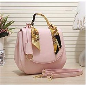 New European and American style designer luxury handbags purses 5 color ribbon decoration large capacity limited time discount