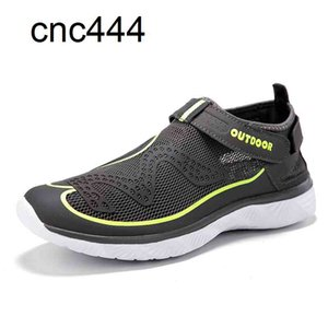 Wholesale hot beach men mesh breathable speed drying light leisure swimming river outdoor water shoes for women