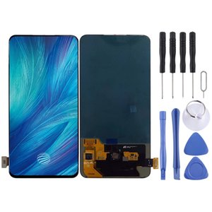 OLED Material LCD Screen and Digitizer Full Assembly for Vivo X27