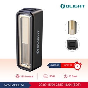 RN 180 TL rechargeable Tail Light, Powered by a 800mAh Battery 260° of visibility in all-around protection, Memory function for biking