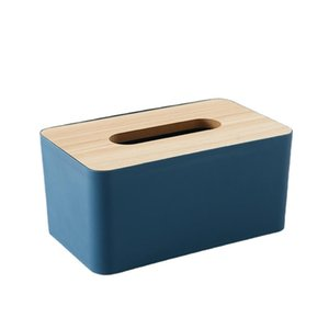 Tissue Boxes & Napkins Box For Car European-Style High-End Exquisite
